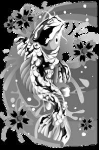 Beautiful Japanese Koi Fish Tattoo Designs 2