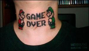chris andersen tattoos
