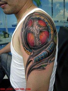kent tattoo is master tattoo artist in indonesia, i like tattoo designs by
