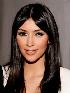 Remember this fierce cat eye that Kim Kardashian sported at New York Fashion