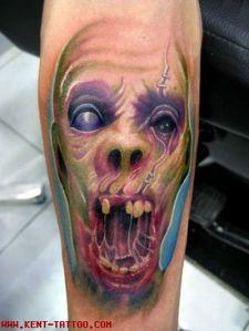 Kent Tattoo, the Master Tattoo of Indonesia