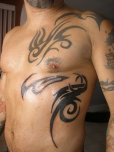 Image of Tattoo Meaningful Words Tattoo Meaningful Words tribal tattoo art