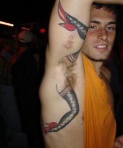 tribal tiger tattoos SciFi