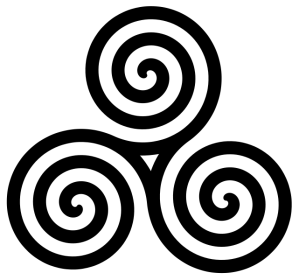 celtic circle tattoo. Fractal Tattoo Nude 2