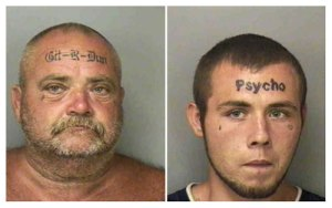 Criminals-with-forehead-tattoo-father-son
