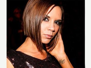 have tattoos, and the meaning behind their tattoos! 1. Victoria Beckham