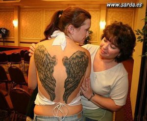 tattoo de alas tattoos alas