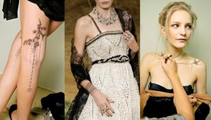 Chanel Transfer Tattoos.