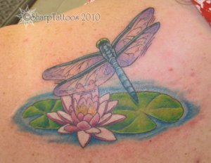 flower side tattoo – Rate My Ink – Tattoo Pictures & Designs
