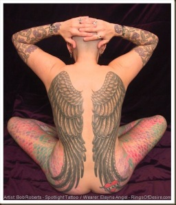 Labels: Angel Tattoos