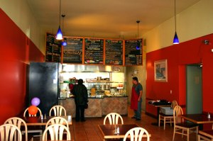 full-fledged birth, as Estrella Taqueria opened its doors at 533 Haight.