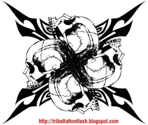 Free Tattoo Flash: June 2009