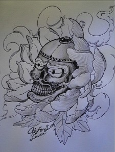 Irresistible image pertaining to free printable tattoo flash