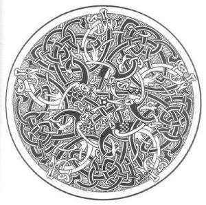 Free tribal tattoo designs 181