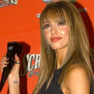 Celebrity tattoos jessica alba infinite tattoos blog