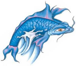 Art Koi Fish Tattoo Designs 2