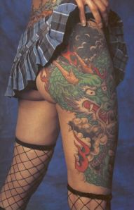 However tattoos have become more of a fashion accessory and girl