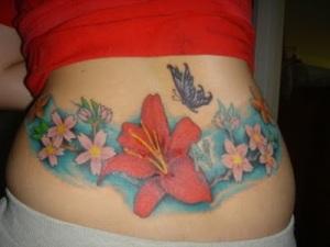 See more Japanese Tattoo Design Below: Hannya Mask Tattoo, Japanese Flower