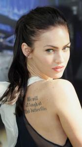 bikini line tattoos