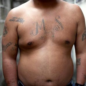MS 13 tattoos street gang tattoos