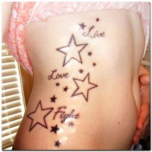 Tattoo Design shooting star tattoos, Star Tattoos, sun moon star tattoos,