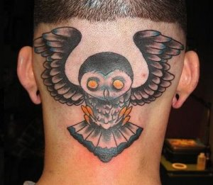 henna designs owl palm tree panda pegasus pelican penguin. Animal Owl Tattoo