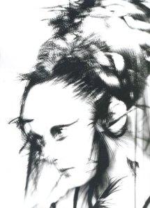 Paolo Roversi × Freja Beha Erichsen - THE CLASSY Allure -