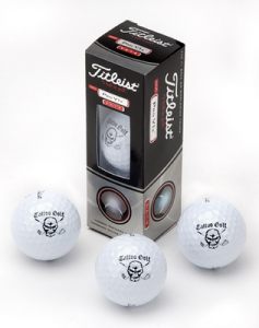 Tattoo Golf Titleist Pro V1 - Guys will probably pick this ball amongst the