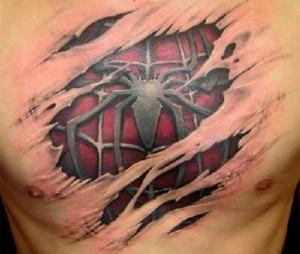 Amazing Body Tattoos Designs | 1367299