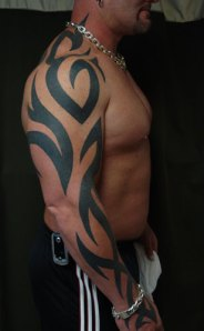 pictures of tribal tattoos