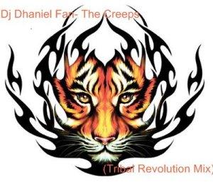 Temporary Tattoos Body Tattoos Tribal Tiger Tattoo Dj Dhaniel Fan- The