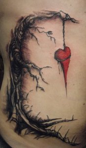 Tree Full Back Body Girl Tattoo Design New. Feminine Tree Tattoos