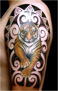 tattoo arms