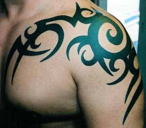 Sailor INspired Tattoo Sleeve Designs Source: Chest tattoo designs for men