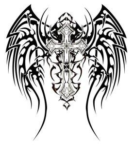 Arm Scorpion Tribal Tattoo Design