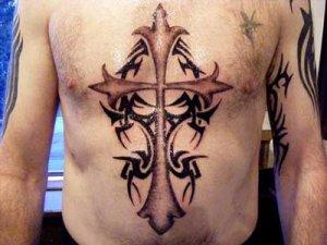 Many firemen around the world have the Maltese cross tattoo.