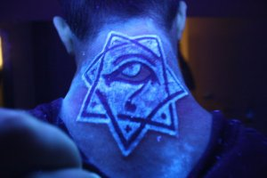 Posted in UV Addition to Spiritual Tattoo. UV Addition to Spiritual Tattoo