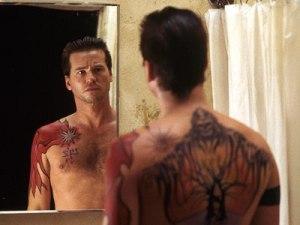 celebrity tattoos Val Kilmer