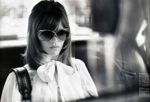 Models: Freja Beha Erichsen Source: The Fashion Spot